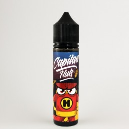 Aroma concentrato 20ml Capitan Nuts by Shake 'N' Vape