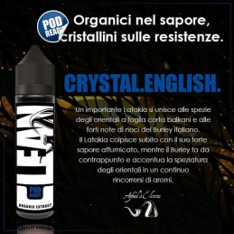Clean Crystal English by Azhad's Elixirs