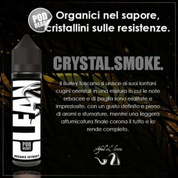 Clean Crystal Smoke by Azhad's Elixirs