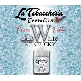 Aroma concentrato 20ml La Tabaccheria Extreme 4Pod White Kentucky