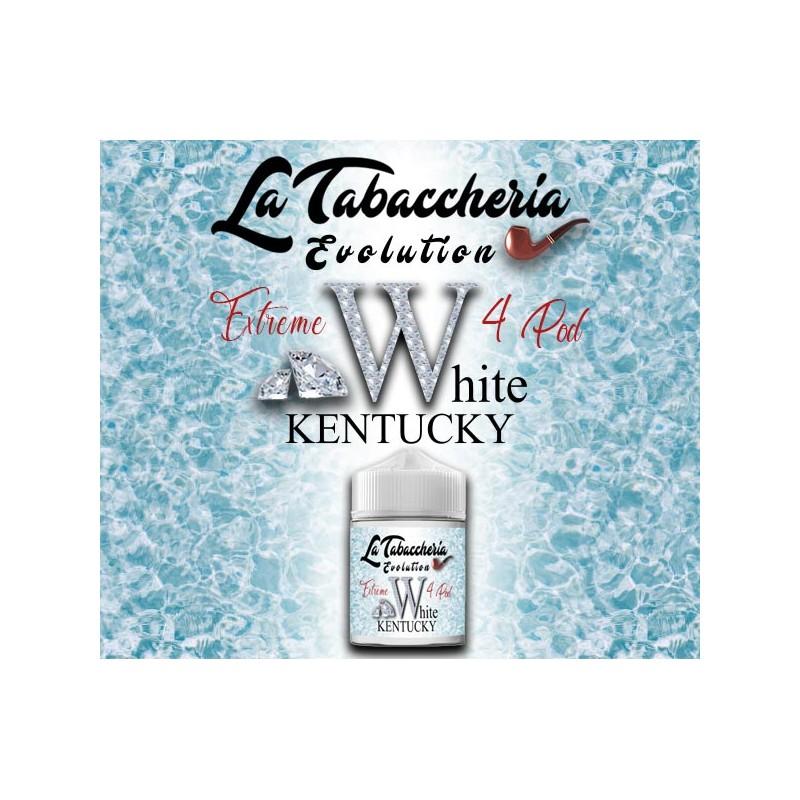 Aroma concentrato 20ml La Tabaccheria Extreme 4Pod White Kentucky
