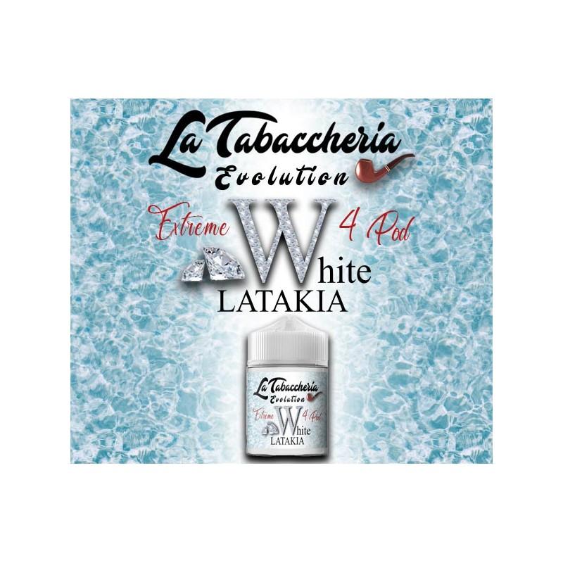 Aroma concentrato 20ml La Tabaccheria Extreme 4Pod WhiteLatakia