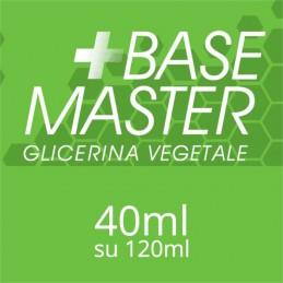 Glicerina Vegetale VG Base Master 40ml