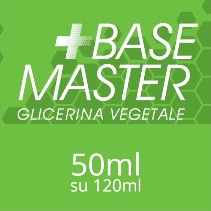 Glicerina Vegetale VG Base Master 50ml