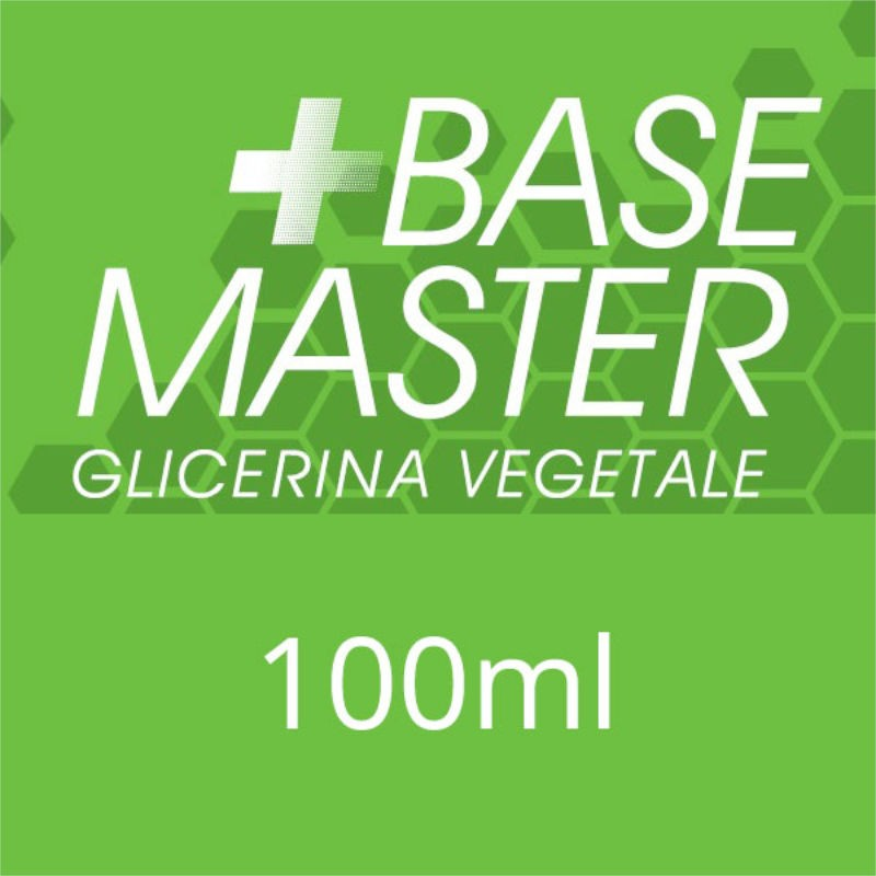 Glicerina Vegetale VG Base Master 100ml