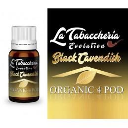 Aroma Concentrato 10ml La Tabaccheria Organic 4Pod Single Leaf Black Cavendish