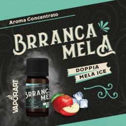 Aroma 10ml Vaporart Brranca Mela Premium Blend - Doppia Mela ICE
