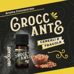 Aroma 10ml Vaporart Croccante Premium Blend - Cereali e Fragola