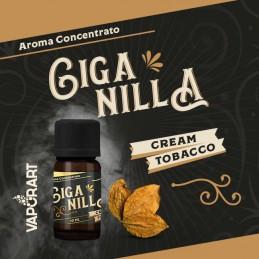 Aroma 10ml Vaporart Ciga Nilla Premium Blend - Cream Tobacco
