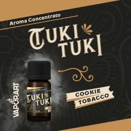 Aroma 10ml Vaporart Tuki Tuki Premium Blend - Cookie Tobacco