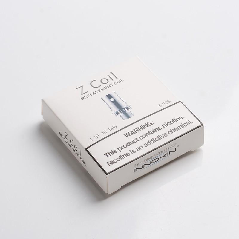 Pacco di coil sostitutive per Innokin Zenith Pro da 1.2ohm