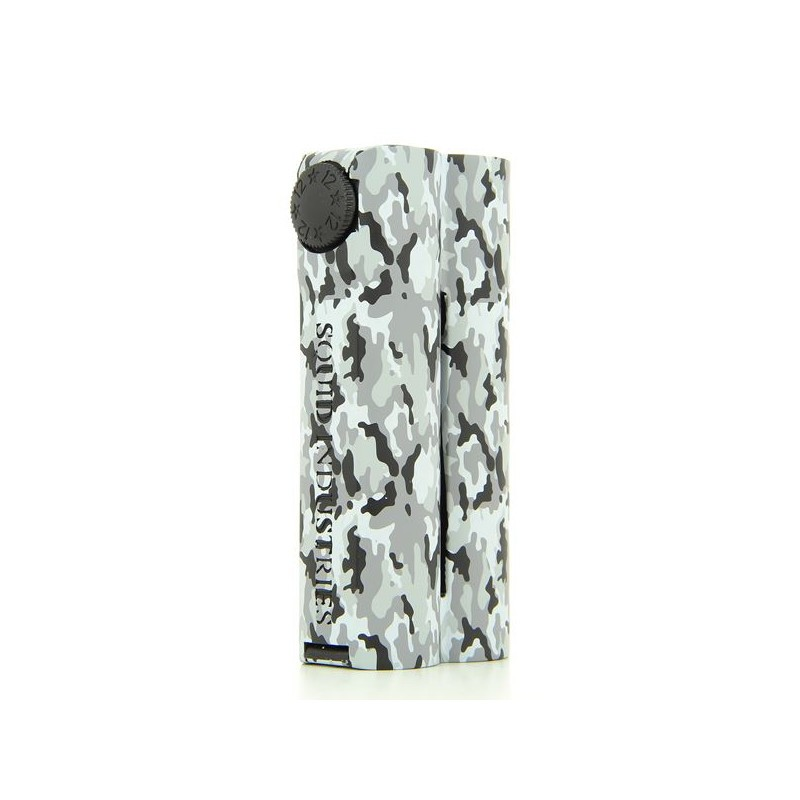 Box Mod Double Barrel V3 150W by Squid Industries