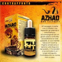 Aroma Azhad NON FILTRATI Contrappunto 10ml