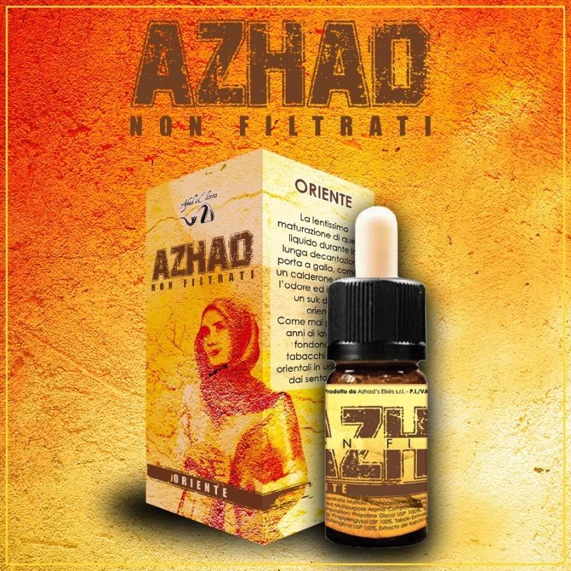 Aroma Azhad NON FILTRATI Oriente 10ml