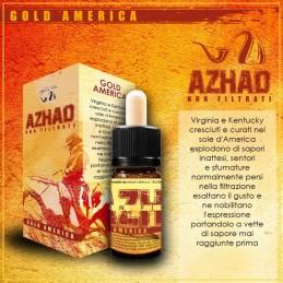 Aroma Azhad NON FILTRATI Gold America 10ml