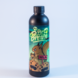Aroma concentrato 75ml Mr. Brown by Shake 'N' Vape
