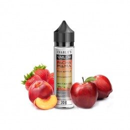 Aroma concentrato 20ml Charlie's Chalk Dust Pacha Mama Fuji Apple Strawberry Nectarine