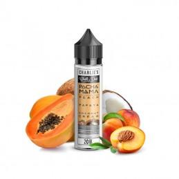 Aroma concentrato 20ml Charlie's Chalk Dust Pacha Mama Peach Papaya Coconut Cream
