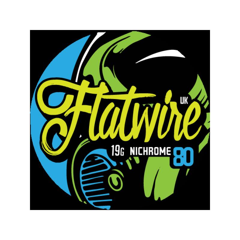 Flatwire UK Nichrome80 - 19ga - 3m