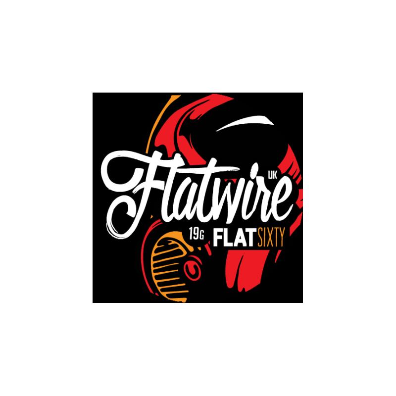 Flatwire UK Flat60 HW6015 - 19ga - 3m