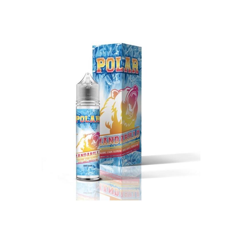 Aroma Scomposto 20ml TNT Vape Polar Mandarillo  Mandarino, limone, ribes, uva e mix tropicale