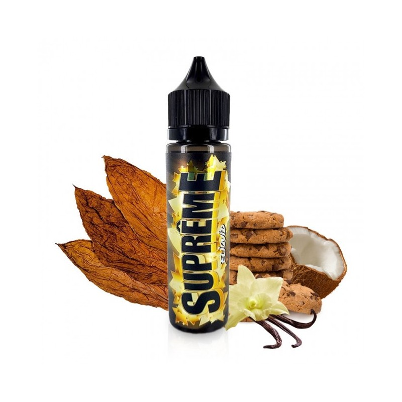 Aroma scomposto 20ml Supreme linea Premium Vaping By Eliquid France