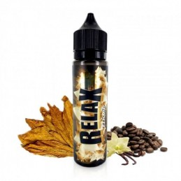 Aroma scomposto 20ml Relax linea Premium Vaping By Eliquid France
