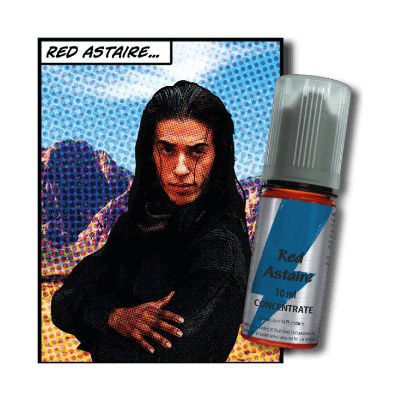 Aroma concentrato T-Juice Red Astaire 10ml