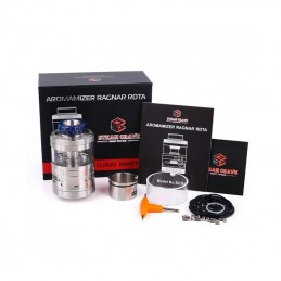 Atomizzatore 35mm Aromamizer Ragnar RDTA 18ml - Steam Crave  Flavour and Cloud Beast!