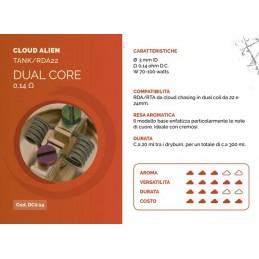 Breakill's Alien Lab Cloud Alien Dual Core 0.14ohm