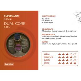 Breakill's Alien Lab Cloud Alien Dual Core 0.11ohm