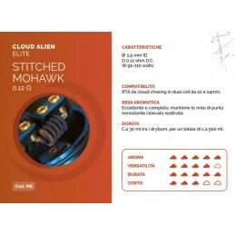 Breakill's Alien Lab Cloud Alien Elite Stitched Mohawk