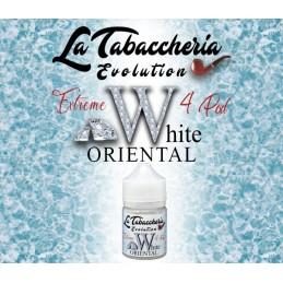 Aroma concentrato 20ml La Tabaccheria Extreme 4 Pod White Oriental