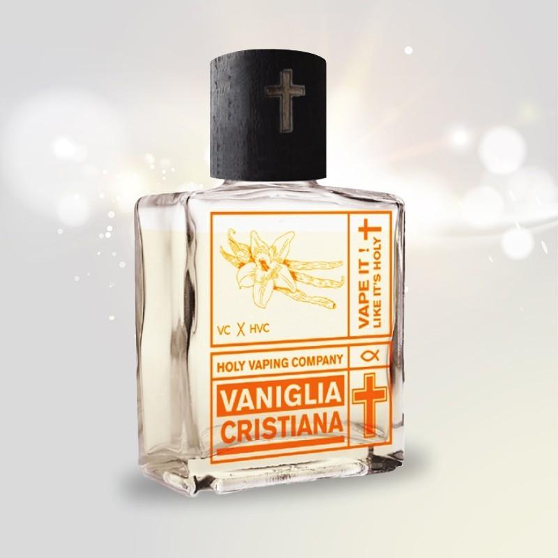 HOLY VAPING COMPANY - Vaniglia Cristiana LIMITED EDITION 20ml - Flavourlab