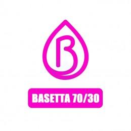 Basetta 70/30 con o senza nicotina 10ml