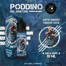 Mix&Vape Poddino 30ml Il Santone Dello Svapo
