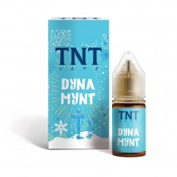 Liquido pronto TPD Dyna Mynt 10ml - TNT Vape