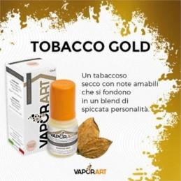 Vaporart Tobacco Gold - Liquido pronto per sigarette elettroniche