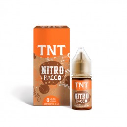 TNT Vape Nitro Bacco - Liquido pronto 10ml