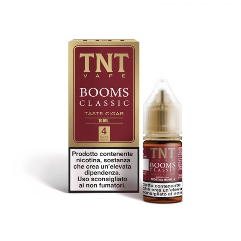 TNT Vape Booms - Liquido pronto TPD 10ml