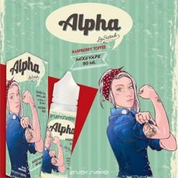 Alpha La Sistah mix&vape 50ml - EnjoySvapo
