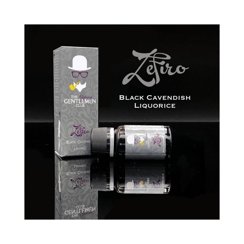 Zèfiro - Black Cavendish and Liquorice