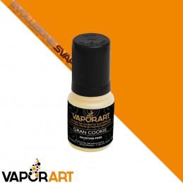Gran Cookie Vaporart - Liquido pronto TPD per sigarette elettroniche 10ml