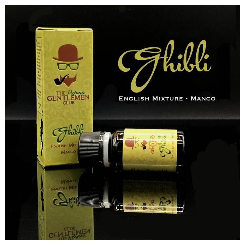 Ghibli - English Mixture & Mango
