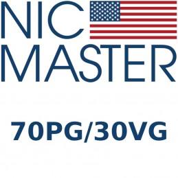 Basette nicotina Nic Master 70/30
