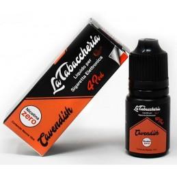 Liquido pronto Cavendish - La Tabaccheria Black Line 4Pod