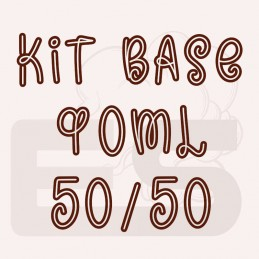 Kit Base 90ml 50/50