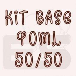 Kit Base 90ml 50/50