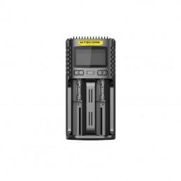 Caricabatterie Nitecore UM2 Quick Charge