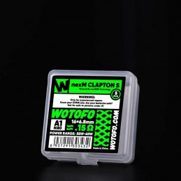Testine coil di ricambio PnP-VM5 mesh - 0,2ohm - confezione da 5 pezzi